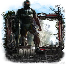 Sign Tech - Crysis by LanzaDesigner