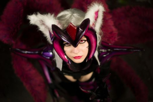 Challenger Ahri [League of Legends] - Cosplay by CalypsoUchiha