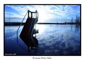 Wynnum Water Slide by misteriddles