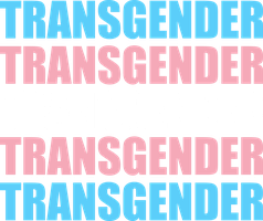 Transgender Text by Pride-Flags