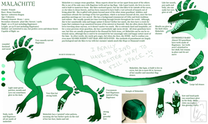 Malachite Ref by RAIDEO-MARS