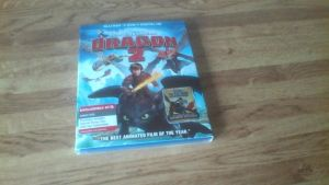 How To Train Your Dragon 2 Blu-Ray/Digital HD DVD by PokeLoveroftheWorld