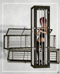 Caged by AngusD