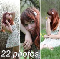 Spring Stock PACK by Malleni-Stock