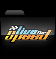 Live For Speed folder icon by mtbboyvt