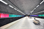 Station in colours by Cesia