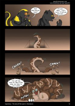 Supremacy - The story of Rex (page 26) by Spere94