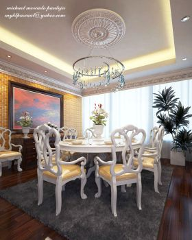 exec suite - dining by kristanno