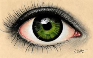 Green Eye by Lyndriel