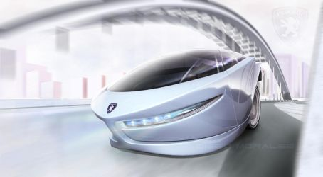 Peugeot 69 Concept Car n1 by Digoma