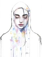 Habibi by agnes-cecile