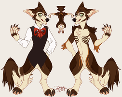 ANTHRO ADOPT AUCTION [closed] by LilCitrus