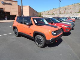 2017 Jeep Renegade Trailhawk by CadillacBrony