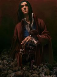 Prince of Rodents by AshleyCope