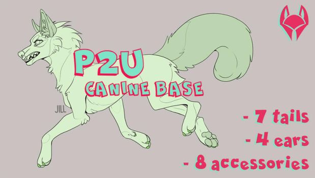 P2U Canine Base by SXalph