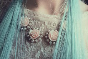 Turquoise Dreams by PrincessInTheShit