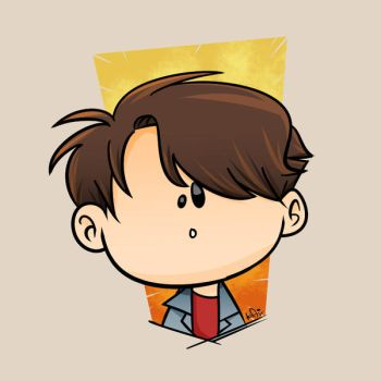 BTS Jungkook by kaicastle