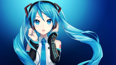 [4K UHD] Hatsune Miku by AssassinWarrior