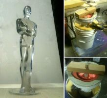 Test sculpt.. by TimBakerFX