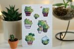 Cat Cacti by Heikky