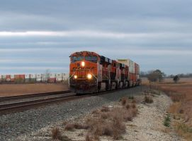 Railfan Trip 11-15-15: Clear Skies are Overrated by lonewolf3878