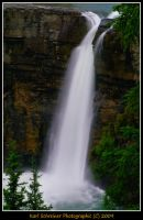 Crescent Falls 1 by KSPhotographic
