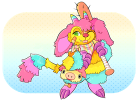 (SC) Party Pinata Auction! CLOSED! by loppyrae