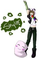 Skylar by blackorchid2007