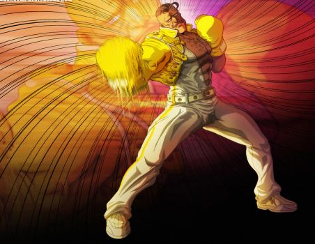 Street Fighter: Dudley by PioPauloSantana
