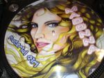 Madonna art picture disc by ladymadge