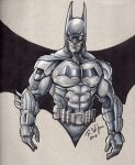Batman by rkw0021