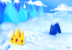 Ice king by Laerion