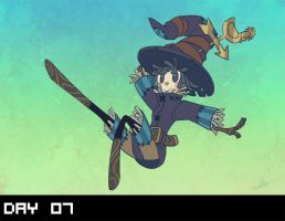 October 2015 Design Challenge: DAY 07 by Lanmana