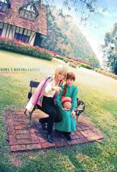 Howl Moving Castle ::03 by Cvy