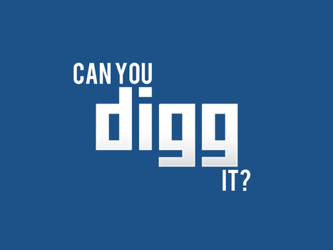 Can you digg it? by klopske