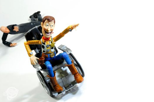 Woody Jerk by theonecam