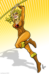 Thundercats Cheetara by JoeCostantini