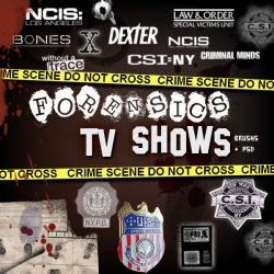 Forensics Tv Shows Brushs by WATelse