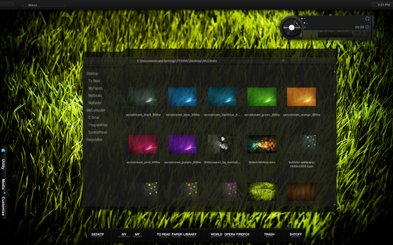 2009 theme by tytung