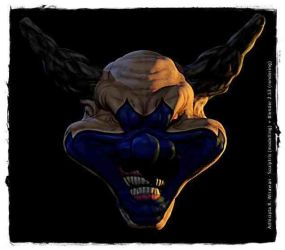 Clown from Spawn II by mechanimation