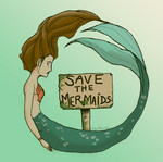 Save the Mermaids by emimichelle