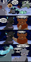 PKMN | February | Fox Tales by Pandorachi