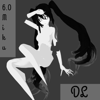 6.0 Miku  model dl by thos-beans