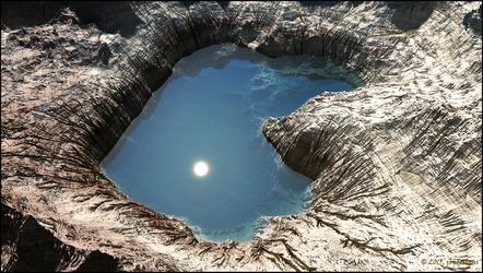 Crater Lake by jbjdesigns