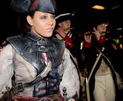 AC III - Aveline at AC III release party by RBF-productions-NL