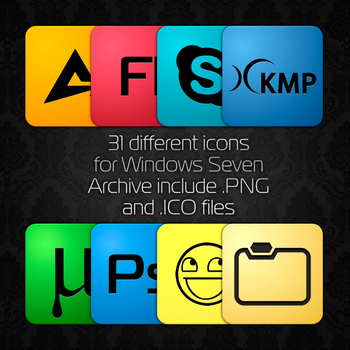 Icon Pack by aablab