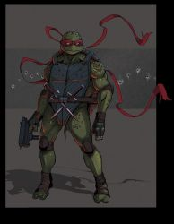Raphael by Teratophile