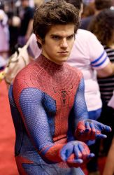 MegaCon 2013 - Andrew Garfield? by Purph