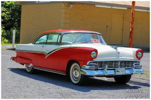 A 1956 Ford by TheMan268