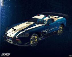 Dodge Viper Elite [NFS:W] by Goreface13